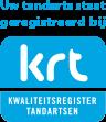KRT logo tandarts 1 kleur